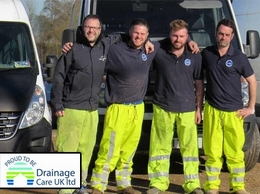 https://www.drainagecareuk.com/ website