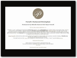 https://purnellsrestaurant.com/ website
