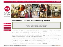 http://www.oldcannonbrewery.co.uk/ website
