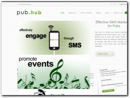 http://pub-hub.co website