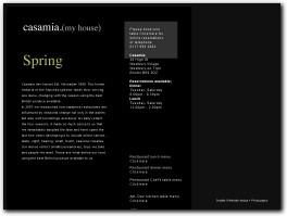 https://www.casamiarestaurant.co.uk/ website