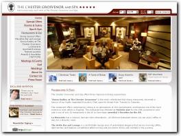 https://www.chestergrosvenor.com/dining website
