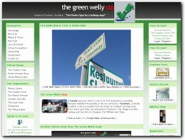 https://www.thegreenwellystop.co.uk/ website