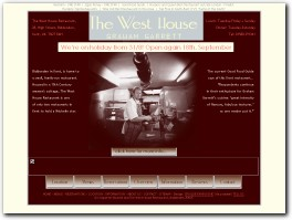 http://www.thewesthouserestaurant.co.uk/ website