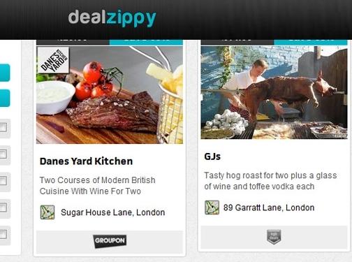 https://www.dealzippy.co.uk/london-restaurants/ website
