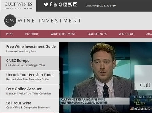 https://www.wineinvestment.com/ website