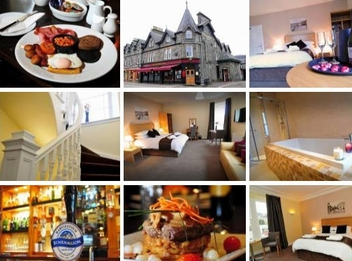 https://schiehallionhotel.co.uk/ website