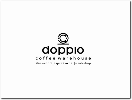 http://doppiocoffee.co.uk/ website
