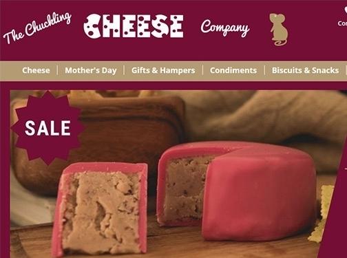 https://www.chucklingcheese.co.uk/ website