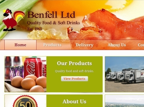 http://www.benfellfoodservice.co.uk/ website