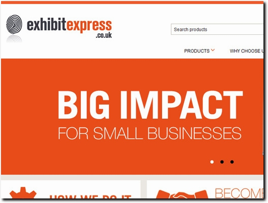 http://www.exhibitexpress.co.uk/ website