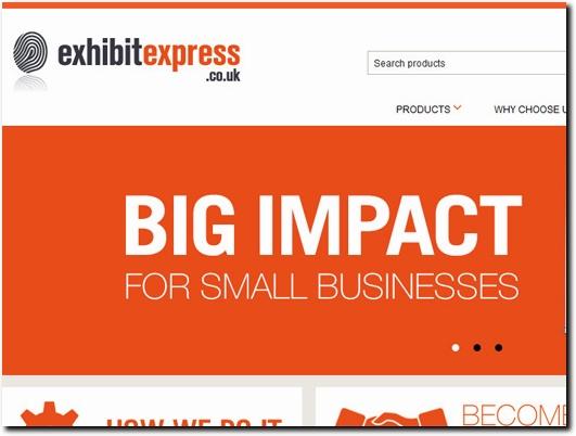http://www.exhibitexpress.co.uk/ website